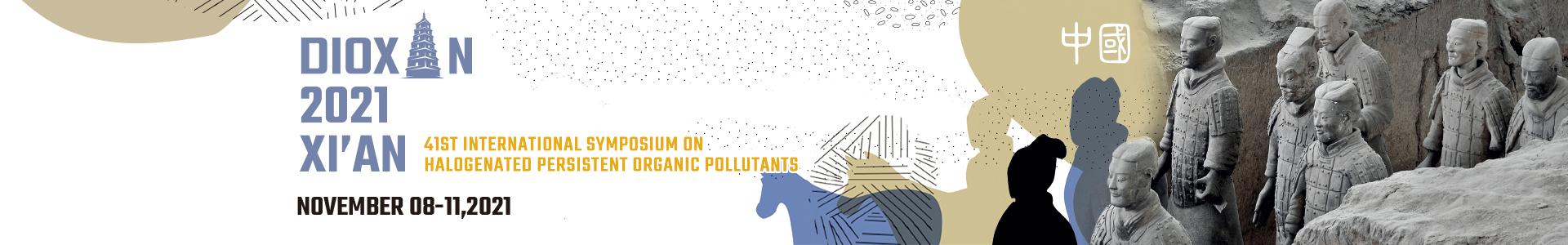 41st International Symposium on Halogenated Persistent Organic Pollutants